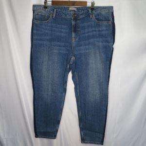 Falls Creek denim jeans size 22